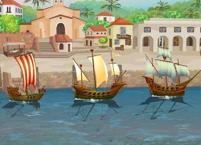 Amiral in Caraibe