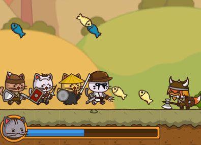 Atacul Pisicilor Batause