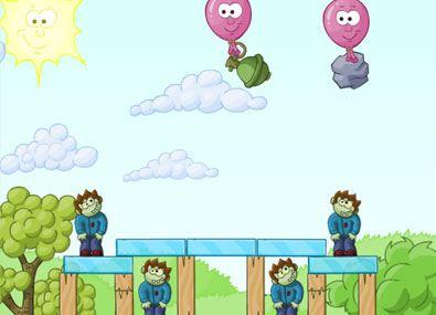Baloane vs Zombi