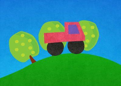 Camionul Jeleu