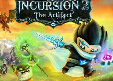 Incursion 2 – Artefactul