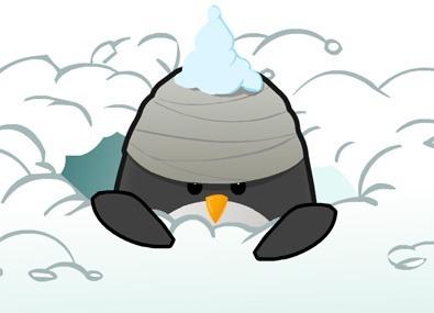 Invata Pinguinul sa Zboare