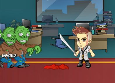 Marco si Zombii