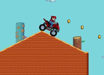 Mario pe ATV