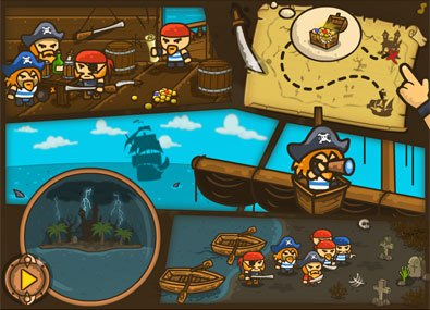 Pirati vs Strigoi