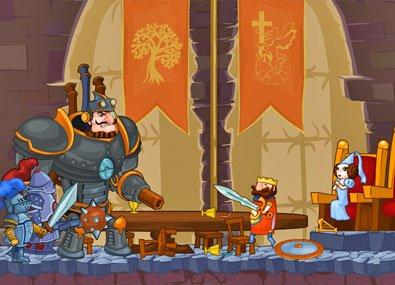 Regele Arthur si Cavalerii