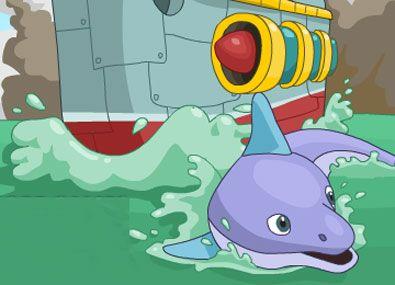 Salveaza Delfinul