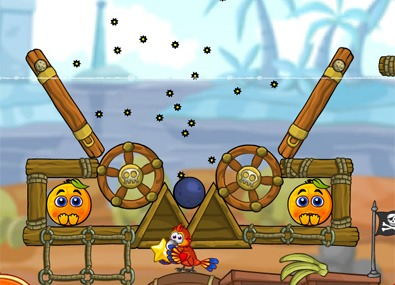 Salveaza Portocalele – Piratii