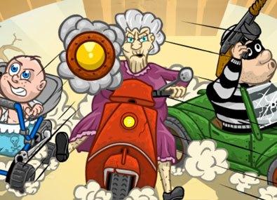 Trei Banditi Periculosi