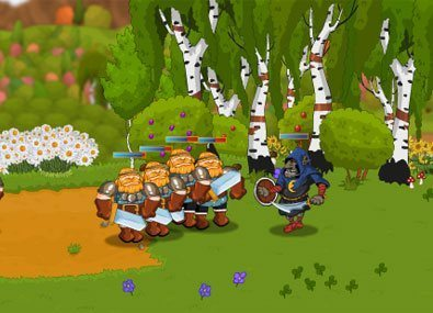 Vikingi vs Goblini