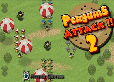 Atacul Pinguinilor 2