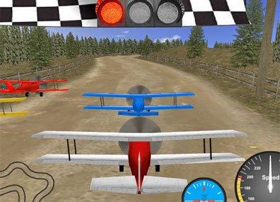 Cursa cu Avioane 2