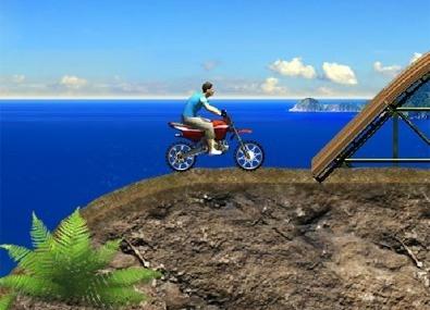 Motociclete Pe Plaja