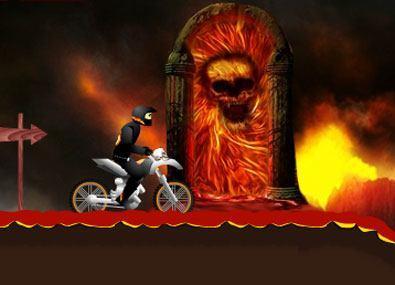Motociclistul Iadului