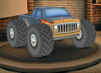 Super Camioane 3D