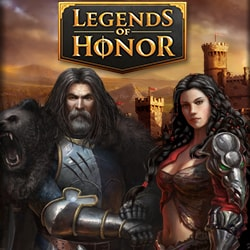 Legends of Honor | Free Medieval Strategy War Game
