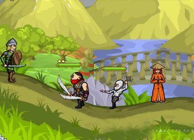 Aparatorii Ninja