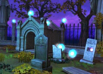 Arcas de Halloween