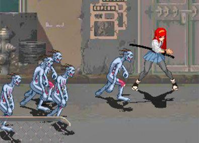 Atacul Zombilor Nebuni