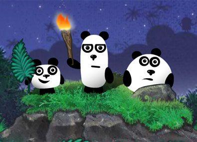 Aventura Ursuletilor Panda 2