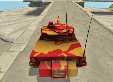 Batalia Tancurilor 3D