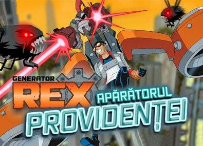 Generator REX: Aparatorul providentei