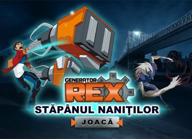 Generator REX Stapanul Nanitilor