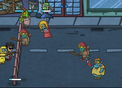 Invazie de Zombie