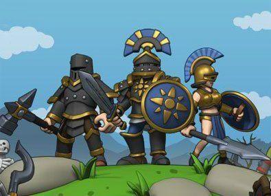 Lupta cu Imperiile Arkeia