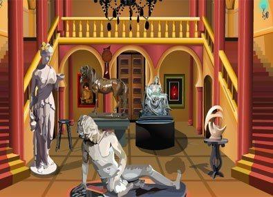 Obiecte Ascunse in Muzeu