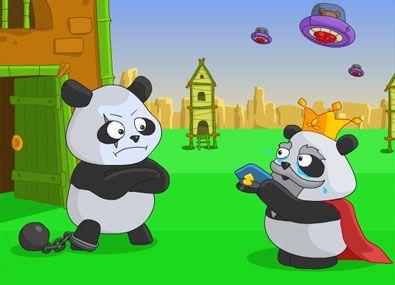 Panda cel Nemilos