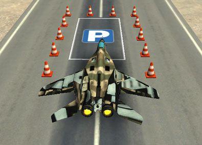 Parcheaza Avionul de Lupta – 3D