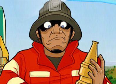 Pompierul Salvator