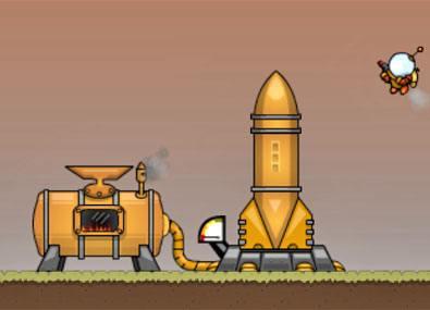 Racheta cu Aburi