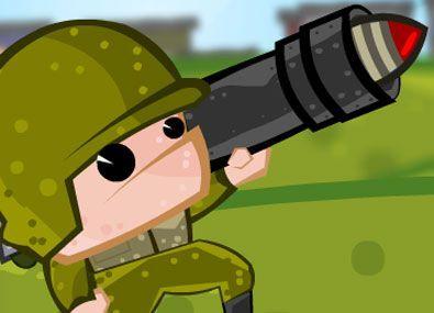 Rachete pentru Zombi