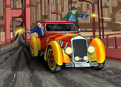 Roadster de Mafioti
