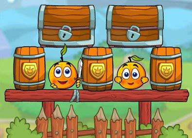 Salveaza Portocalele – Cavalerii