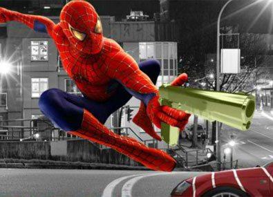 Spiderman: Misiune Speciala
