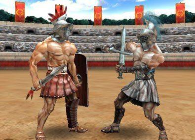 Gladiatorul 3D