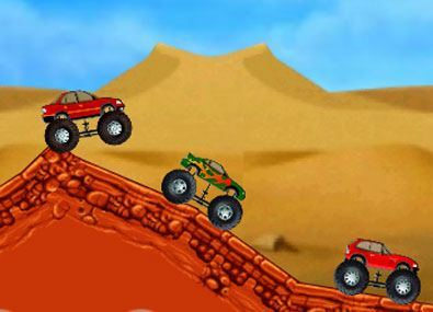 Invazia Camioanelor Monstru