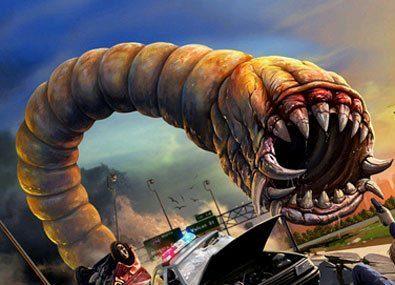 Viermele Monstru